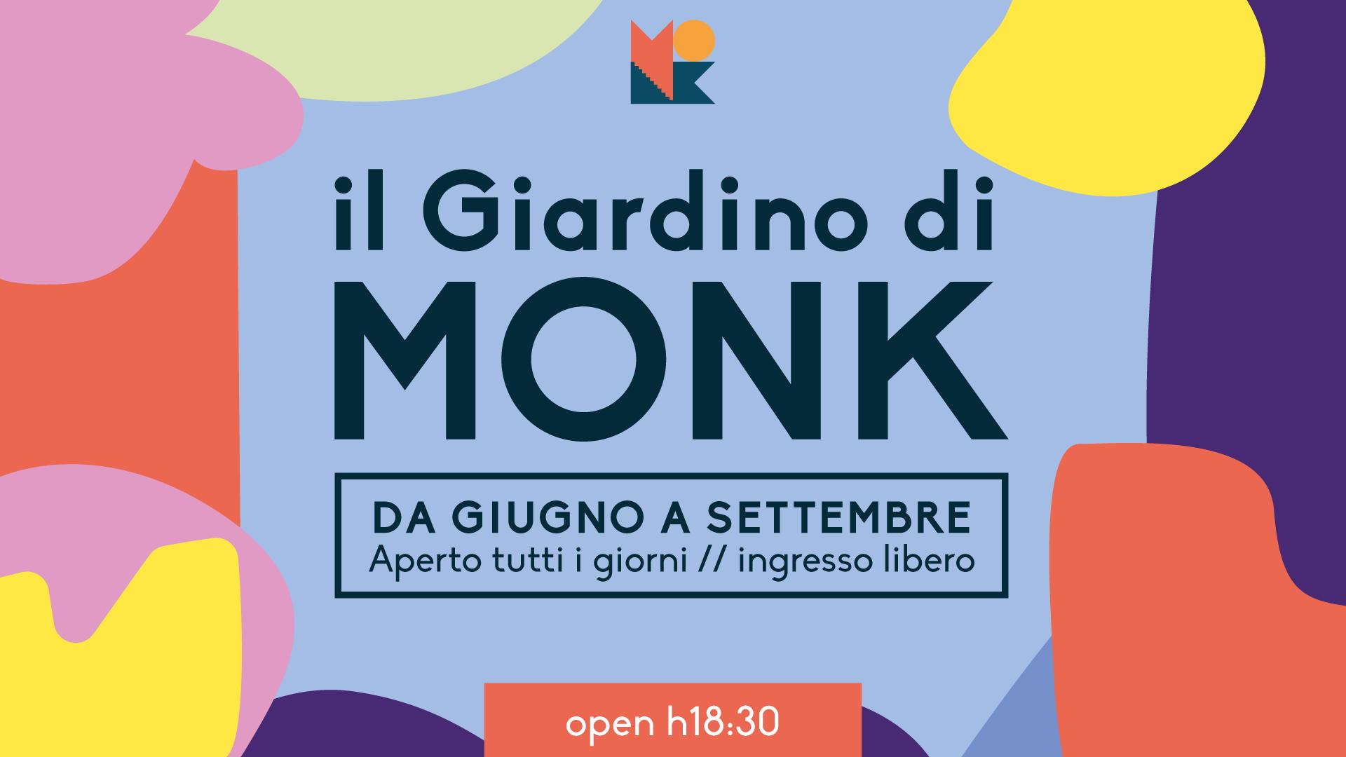 Il Giardino Di Monk Da Giugno A Settembre Monk